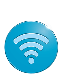 Wifi bubble icon