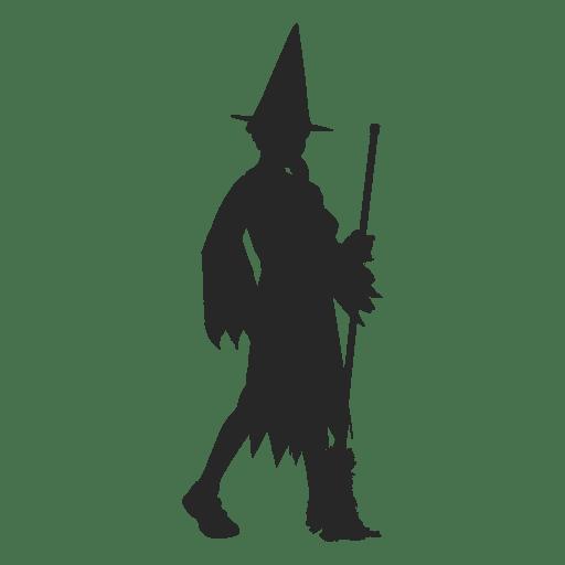 Witch children costume