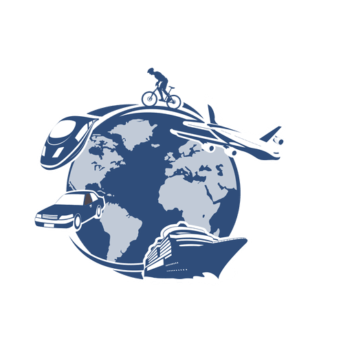 Mundo de transporte de viajes mundial Transparent PNG
