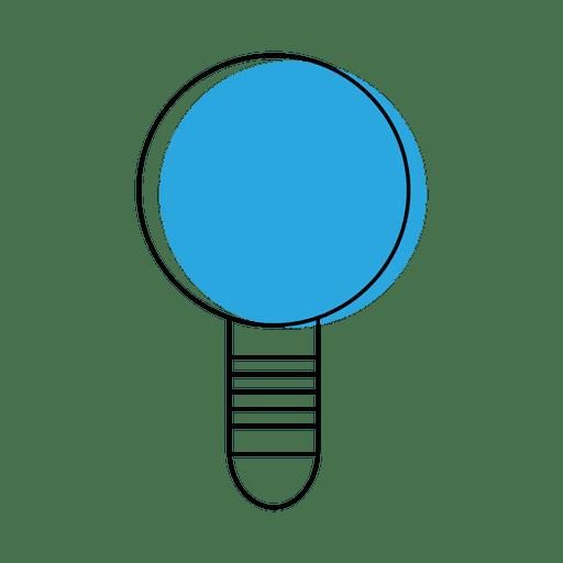 buscar el icono de la lupa Transparent PNG