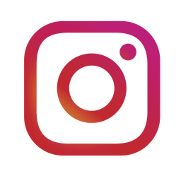 Instagram silueta colorida