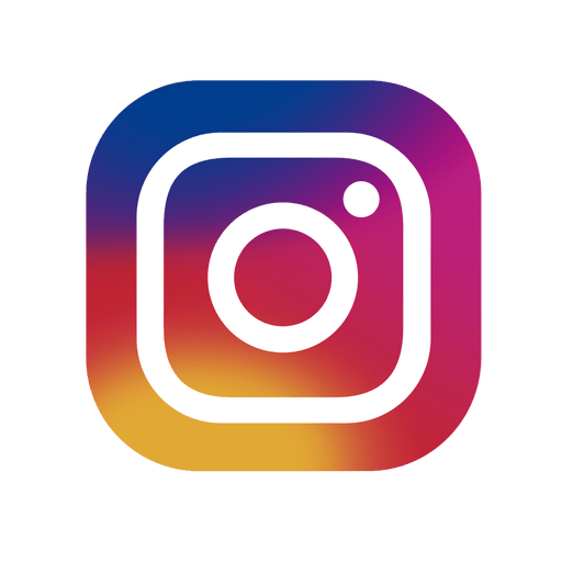 Instagram icon colorful Transparent PNG