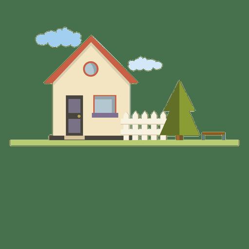 Building city home Transparent PNG