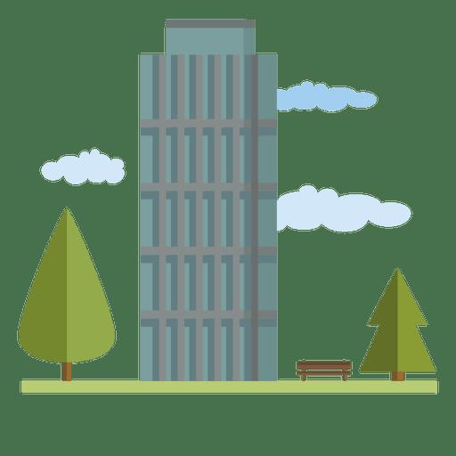 Building city house - Transparent PNG & SVG vector file
