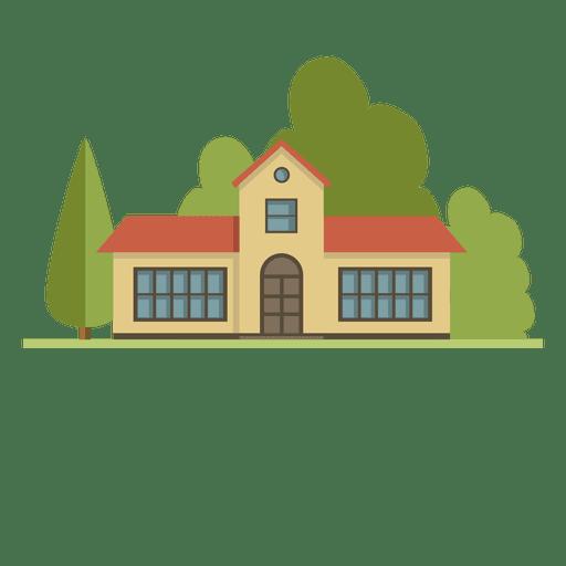 Building city house home