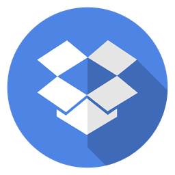 Dropbox icon logo