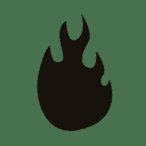 silueta de color negro de dibujos animados de la llama - Descargar ...
