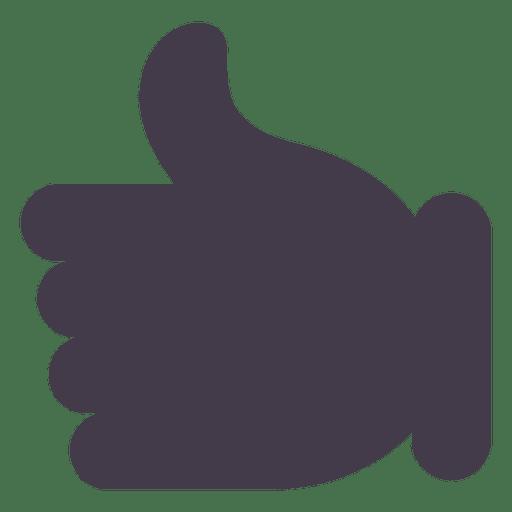 APROVADO da mão polegares para cima - Baixar PNG/SVG ...