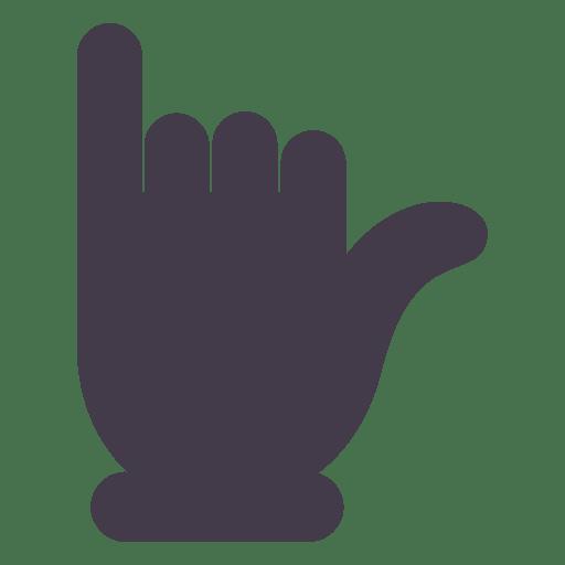Cool Hand Gesture  Transparent PNG