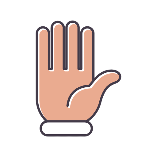 Hand hello gesture fingers icon baixar pngsvg transparente hand hello gesture fingers icon transparent png stopboris Choice Image