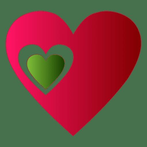 Coração, logotipo, ícone Transparent PNG
