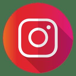 Logotipo do ícone do Instagram