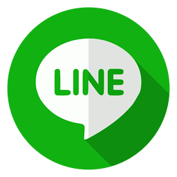 Logotipo de icono de línea
