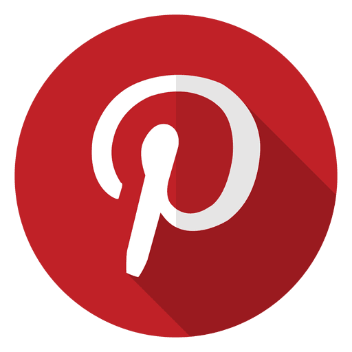 Icono de Pinterest logo Transparent PNG