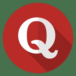 Quora icon logo