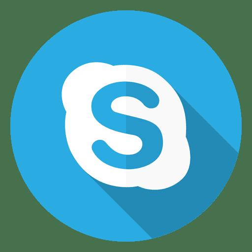 Icono de Skype logo Transparent PNG