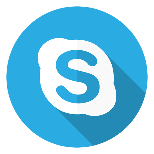 Skype Icon Logo Transparent PNG amp SVG Vector