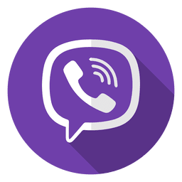 Icono de Viber logo