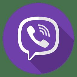 Logotipo do ícone Viber