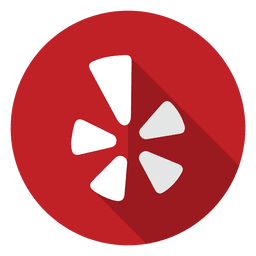 ícone do logotipo Yelp