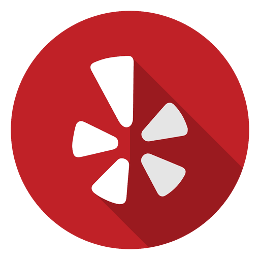 Yelp Icon Transparent Yelp icon logo ...