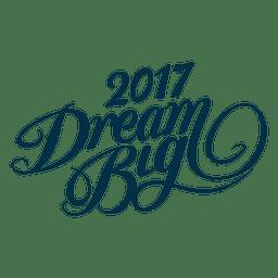 2017 Ano Novo Sonhos