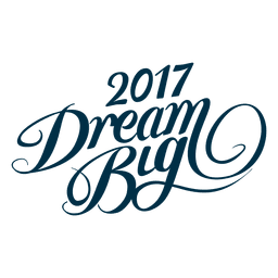2017 New Year Dreams