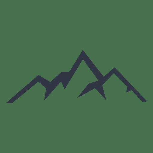 Montañismo senderismo nieve Transparent PNG