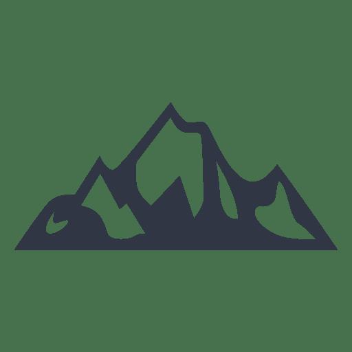 Mountain climbing snow