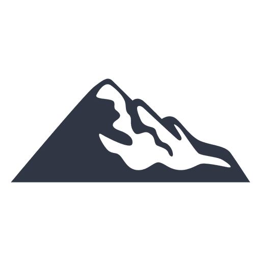 Mountain snow hiking  Transparent PNG