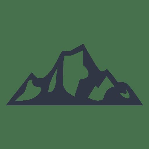 Snow mountain climbing