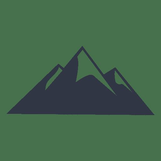 Vacaciones de montañismo en la nieve Transparent PNG