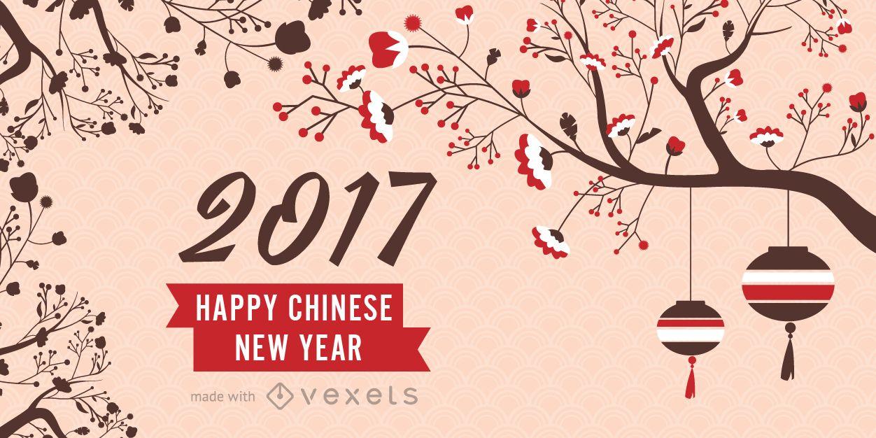 2017 feliz año nuevo chino fabricante