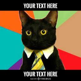 Gerador meme de gato
