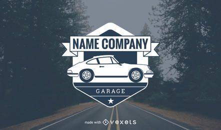 Car logo label maker