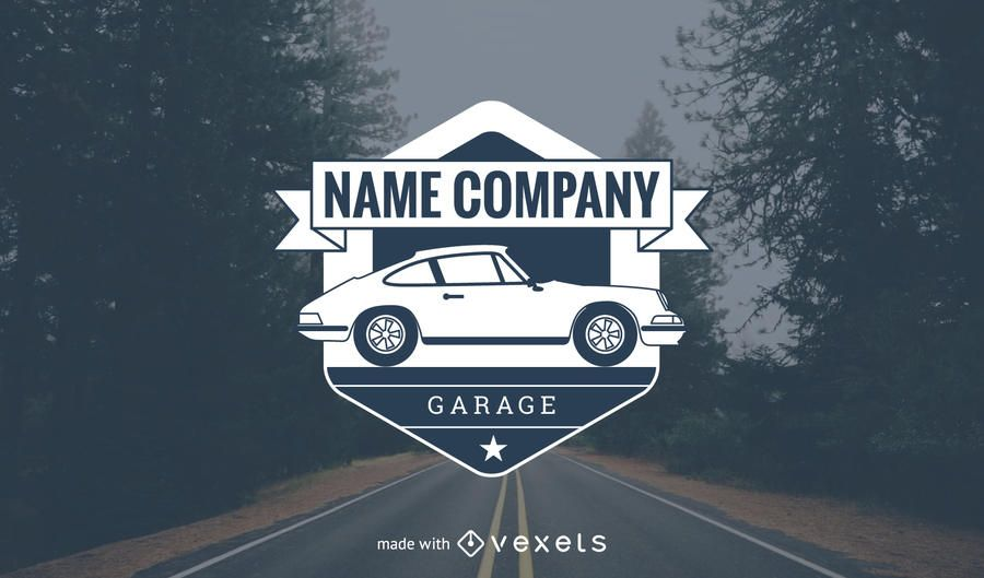 Fabricante de la etiqueta del logotipo del coche