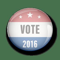 EUA politic pin votação
