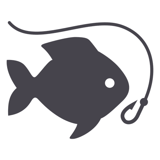 Fishing fish Transparent PNG