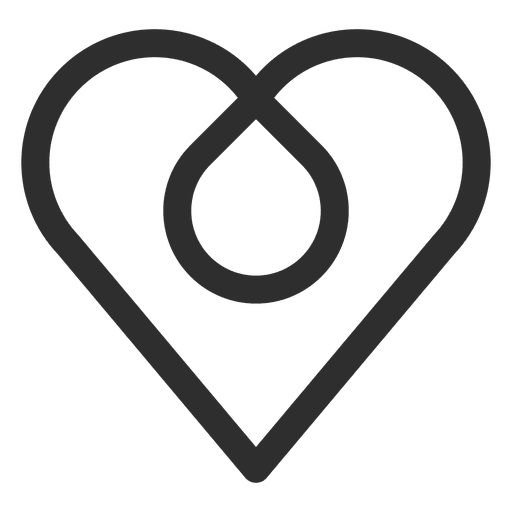 Infinity Heart Logo Infinite Transparent Png Svg Vector