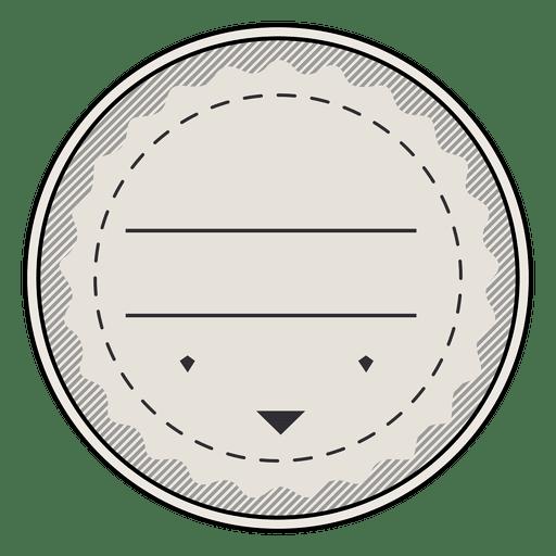 Etiqueta de la etiqueta de la vendimia Transparent PNG