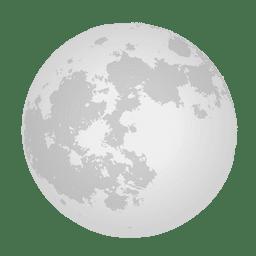 lua realística
