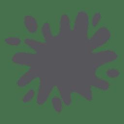 Salpicadura de pintura salpicadura