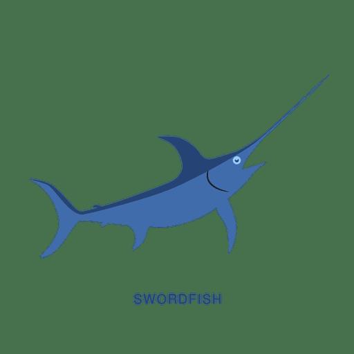 Swordfish fish fishing animal