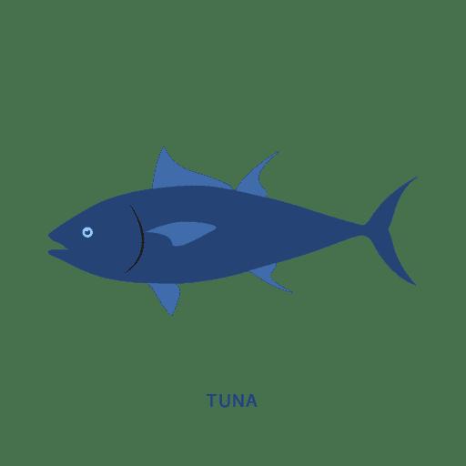 Animal de pesca de atún