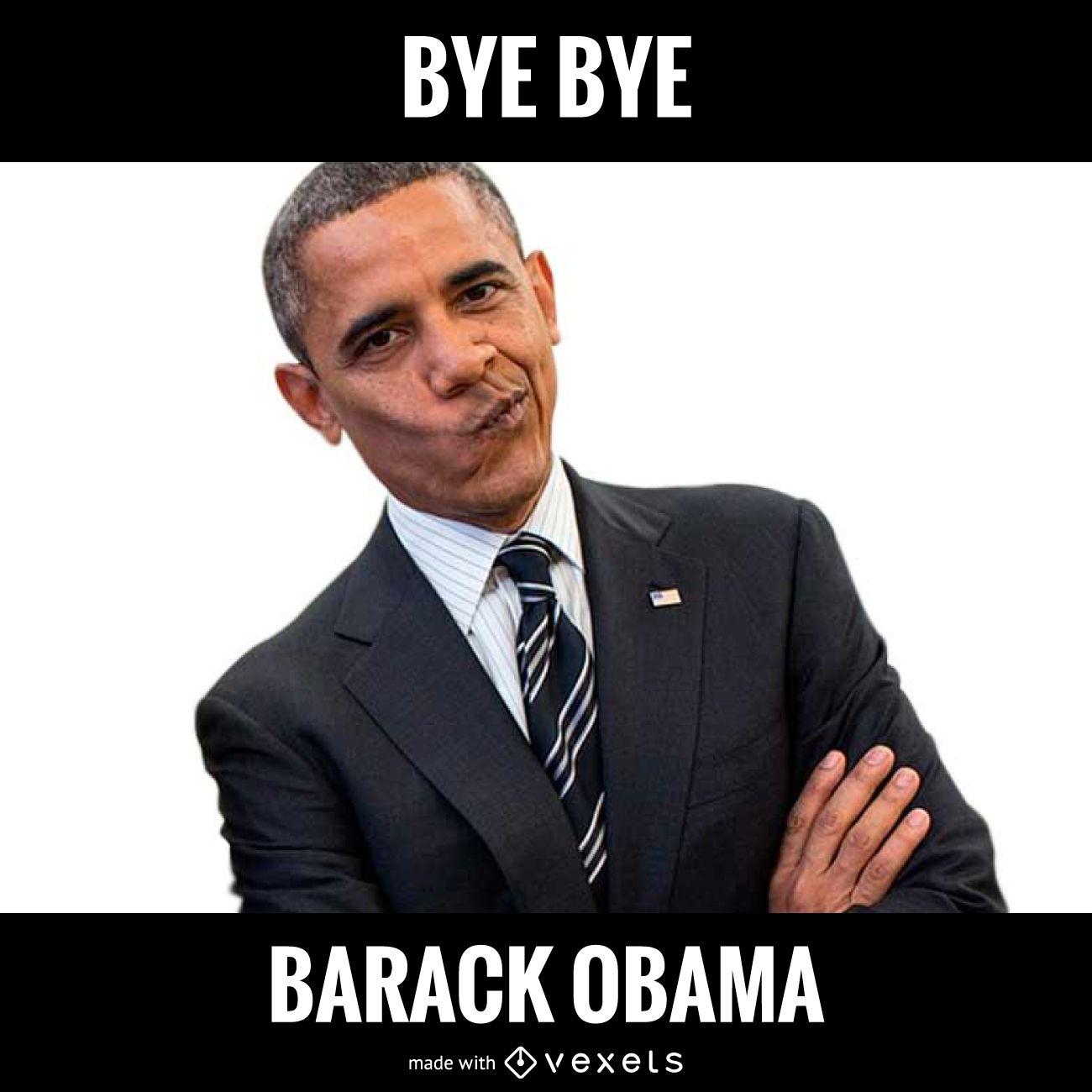 Generador de memes de Barack Obama