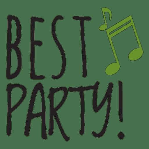 Best party wedding phrase