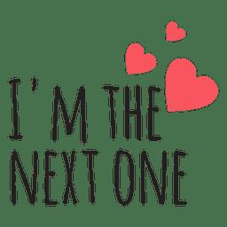 Im the net one wedding phrases