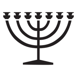 Menorah religion symbols jewdish