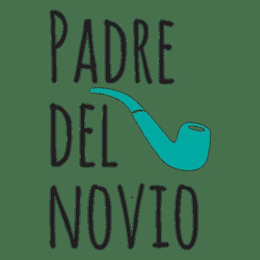 Frase de casamento espanhol do Padre del novio Transparent PNG
