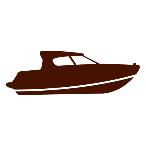 Icono de transporte de barco Transparent PNG